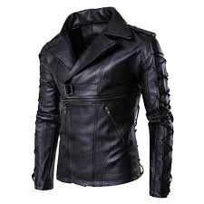 mens leather jackets high quality classic motorcycle bike cowboy jacket male waterproof windbreak coats brand clothing 5xl uk 2019 from salom