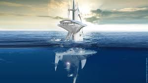 Underwater Habitat Design The Seaorbiter Underwater Habitat Is A Stunning Concept Of