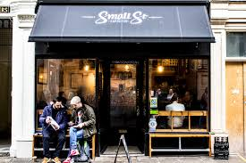 small st espresso restaurants in london bristol