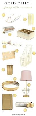 damask office accessories. Extraordinary Gorgeous Gold And Rose Accessories For A Feminine Home Office Style Damask Desk