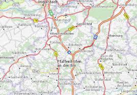 Ihre gesundheit und ihr wohlbefinden liegen uns am herzen! Michelin Landkarte Rohrbach Stadtplan Rohrbach Viamichelin