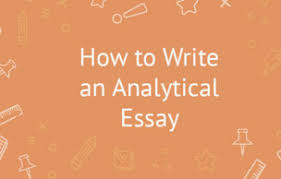 rhetorical analysis essay writing tips outline and examples how to write an analytical essay