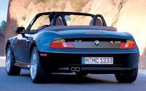 bmw z3 1996. Pre-Owned: 1996-2002 BMW Z3 Bmw Z3 1996