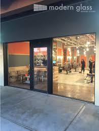 commercial glass garage doors gallery