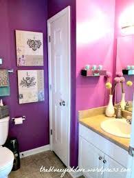 Girly Bathroom Ideas Classy Pink Girly Bathroom Ideas Purple Bathroom Home Interior Ideas