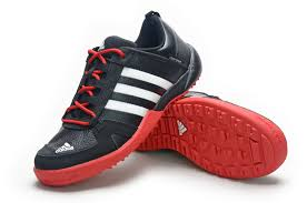 adidas shoes 2016 for men black. black red white adidas men hiking shoes leather 2016 for n