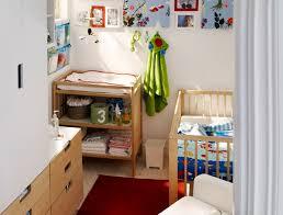 IKEA Nursery Small Space