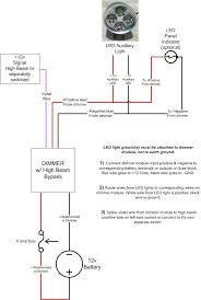 dimmer wiring led rider wiring diagram schematic recommended wiring diagram led controller advmonster schema 12 volt wiring colors dimmer wiring led rider