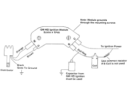 gm electronic distributor wire diagram facbooik com Ford Hei Distributor Wiring Diagram gm hei distributor wiring diagram free download on gm images free ford 302 hei distributor wiring diagram