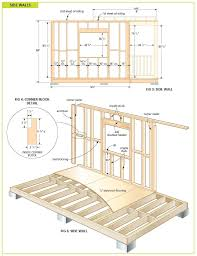 wooden house plans pdf new free wood cabin plans free step by step shed plans