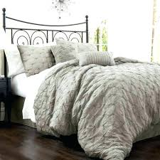 yellow grey and white bedding