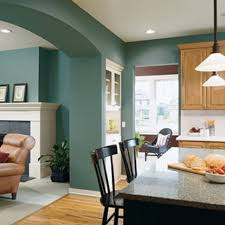 Kitchen Living Room And Kitchen Color Ideas Marvelous Combo