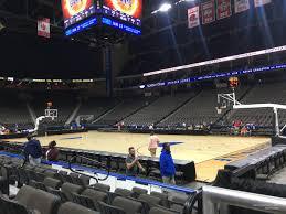Vystar Veterans Memorial Arena Section 101 Basketball