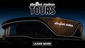 Allegiant Stadium Tour Information ...