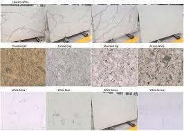 artificial quartz table top quartz stone countertops for meeting room apartment