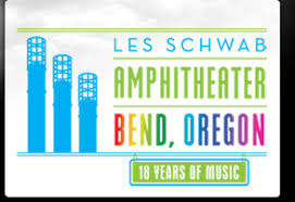 Seating At Les Schwab Amphitheater General Admission