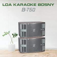 LOA NẰM KARAOKE BOSNY B-750 – BobosAudio.com