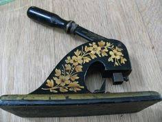 vintage leather stamping tools. charles f. smith - flower center 1 | leather stamping tools pinterest 1\ vintage h
