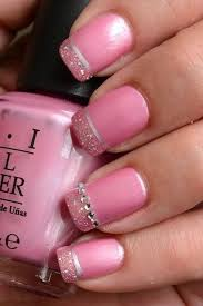 Pink Nail Art Design 26 Glamorous Nail Art Designs Nails Design With