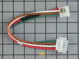 whirlpool wp61001882 ice maker wire harness partselect whirlpool ice maker wiring harness adapter at Ice Maker Wiring Harness