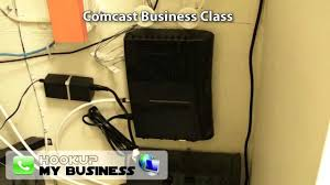 comcast telephone wiring diagram comcast business class phone internet equipment tour