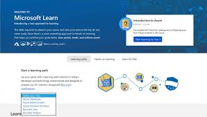 Microsoft Free Certification Microsoft Learn A Great Place To Learn Thomas Maurer