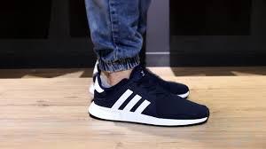 adidas x_plr black. onfeet | adidas x_plr \ x_plr black o