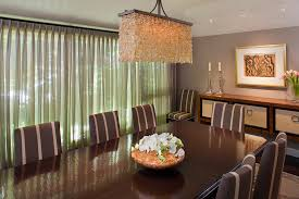 dining room crystal chandelier. Dining Room Contemporary With Console Crystal Chandelier Modern. Image By: EJ Interior Design Eugenia Jesberg