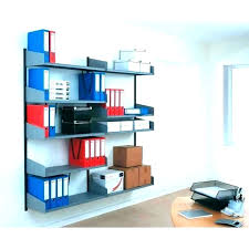 wall mounted office storage. Office Shelving Wall Mounted Shelves Storage