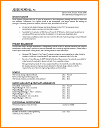 Resume Layout Examples 100 professional resume layout examples format of notice 48