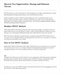 Situational Analysis Questions Situation Analysis Report Format Cadvision Co
