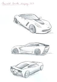 1024x1453 chevrolet corvette stingay 2015 by jublaster on deviantart