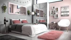 White Grey Bedroom Design White Rose Gold And Grey Bedroom Design Idea Roomdsign Com