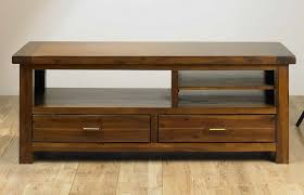wooden tv table designs