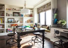 office craft room ideas. Craft Room Built In Storage Ideas Transitional-home-office-and-library Office 4