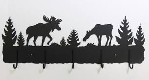 Moose Coat Rack MOOSE COAT RACK 2