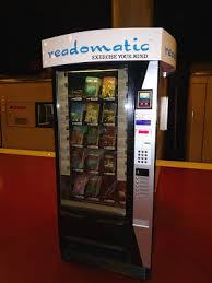 Readomatic Vending Machine Magnificent Åsgard To Russia With Doug Part 48 Stockholm And Greenland