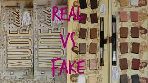 real vs fake tude palette swatches mercedes w