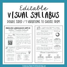 middle school art syllabus template. Middle School Art Syllabus Template Syllabus Template Clever Hippo