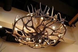 best faux antler chandeliers