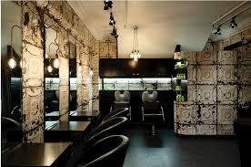the men 39 s barbering las hairdressing salon best lighting for a salon