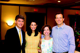 from left paul and jacqueline demarco and erin and pete donohoo photos special to