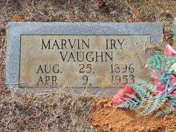 Marvin Iry Vaughn (1896-1953) - Find A Grave Memorial