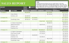 sales report example excel sales report template in excel free download xlsx temp excel
