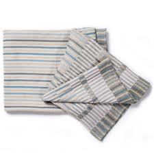 woven throw blanket in multigray – rebecca atwood designs