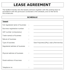 You need a residential lease agreement. Commercial Lease Contract What To Consider What To Include Owen Hodge Lawyers