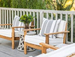a few weeks ago i posted on my instagram about the challenge i was having with keeping my outdoor furniture clean even with covers and regular cleaning