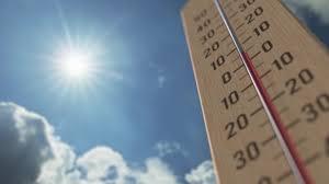 На западе Ямала температура достигает невероятных значений