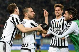 Risultati immagini per juve-inter 2016 gol bonucci