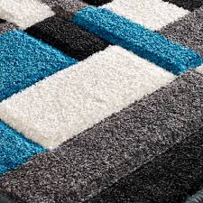 portland 1098 g grey black blue rug by oriental weavers